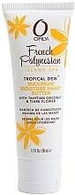 Profumi e cosmetici Olio mani intensivamente idratante - Orly French Polynesian Tropical Dew Hand Butter