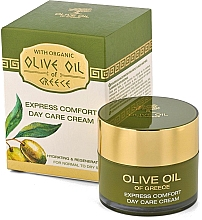 Profumi e cosmetici Crema viso - BioFresh Olive Oil Of Greece Express Comfort Day Care Cream