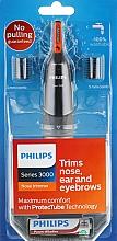 Profumi e cosmetici Trimmer per naso e orecchie - Philips Trimmer NT3160/10