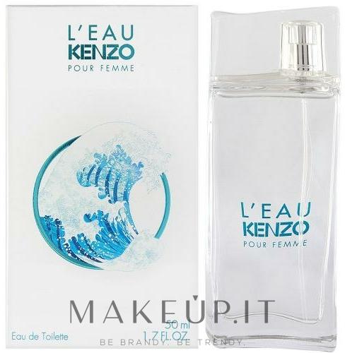 Kenzo L'Eau Kenzo Pour Femme New Design - Eau de toilette — foto 50 ml