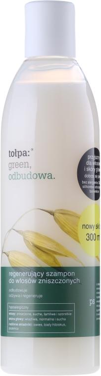 Shampoo per capelli - Tolpa Green Reconstruction Damaged Hair Shampoo — foto N5