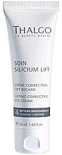 Profumi e cosmetici Crema-lifting correttiva contorno occhi - Thalgo Silicium Regard Eye Cream