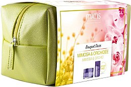 Profumi e cosmetici Set - Matis Bouquet Divin (f/cr/50ml + f/fluid/30ml + bag)