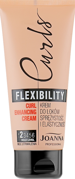 Crema per capelli ricci - Joanna Professional Curls Flexibility Curl Enhancing Cream