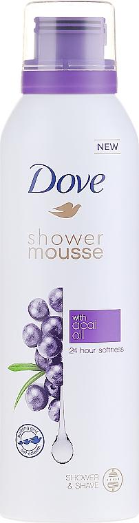 Mousse doccia - Dove Acai Oil Shower Mousse