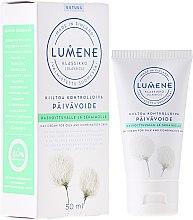 Profumi e cosmetici Crema viso opacizzante, da giorno - Lumene Klassikko Day Cream