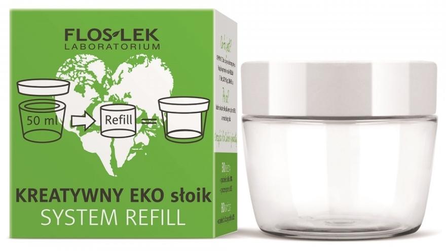 Vasetto eco universale - Floslek Creative Eco Jar System Refill