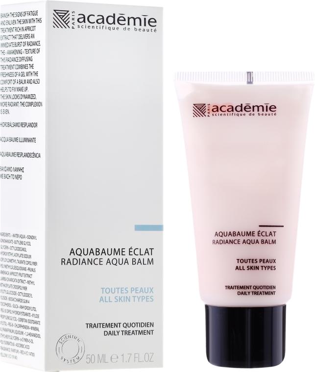 Balsamo con vitamine per la luminosità della pelle - Academie Radiance Aqua Balm