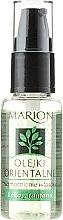"""Profumi e cosmetici Olio per capelli """"Fortificante"""" - Marion Strengthening Oriental Oil"""