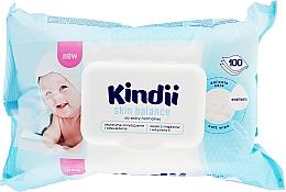 Profumi e cosmetici Salviette per bambini - Cleanic Kindii Skin Balance