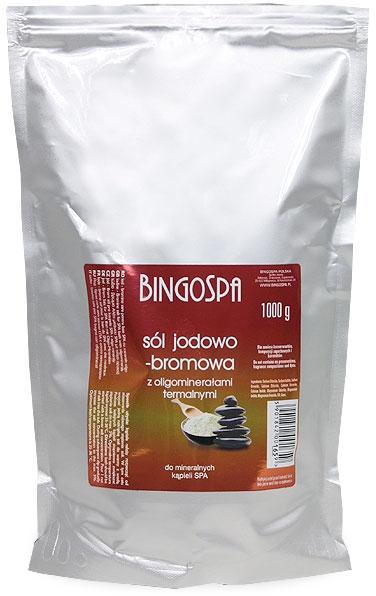 Sale da bagno - BingoSpa Sól Jodowo-Bromowa — foto N1