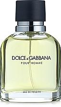 Profumi e cosmetici Dolce & Gabbana Pour Homme - Eau de toilette