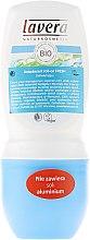 Profumi e cosmetici Deodorante rinfrescante roll-on - Lavera Fresh 24h Deo Roll-On