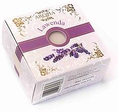 """Profumi e cosmetici Sapone in scatola """"Lavanda"""" - Delicate Organic Aroma Soap"""