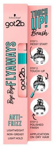 Lozione per lo styling dei capelli fini - Schwarzkopf Got2b Bye Bye Flayaways Touch Up Brush