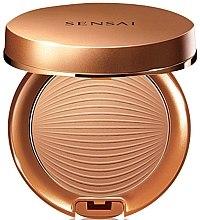 Profumi e cosmetici Cipria abbronzante con protezione solare - Kanebo Sensai Sun Protective Compact