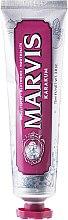 Dentifricio rinfrescante - Marvis Karakum Limited Edition Toothpaste — foto N2