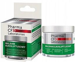 Profumi e cosmetici Balsamo corpo all'eucalipto - Pharma CF