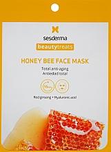Profumi e cosmetici Maschera viso anti-età - SesDerma Laboratories Beauty Treats Honey Bee Face Mask
