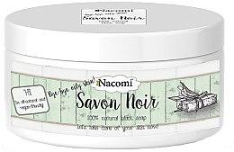 Profumi e cosmetici Sapone nero - Nacomi Savon Noir Soap