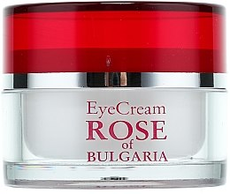 Profumi e cosmetici Crema pelle contorno occhi - BioFresh Rose of Bulgaria Eye Cream