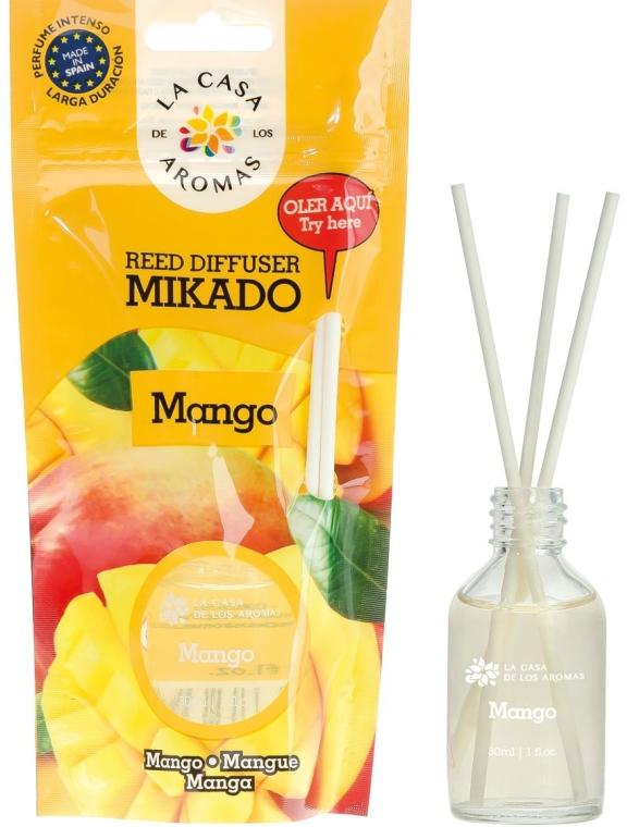 Diffusore aromi Mango - La Casa de Los Aromas Mikado Reed Diffuser