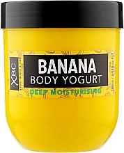 "Profumi e cosmetici Crema corpo idratante ""Banana-yogurt"" - Xpel Marketing Ltd Banana Body Yougurt"