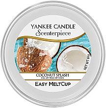 Profumi e cosmetici Cera aromatica - Yankee Candle Coconut Splash Scenterpiece Melt Cup