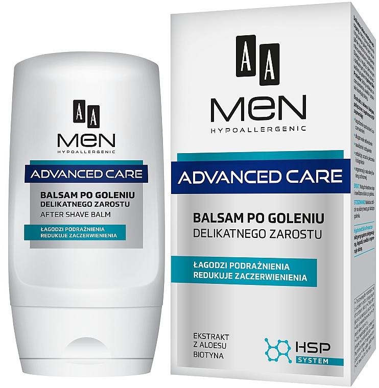 Balsamo dopobarba per la pelle sensibile - AA Men Advanced Care After Shave Balm For Delicate Facial Hair