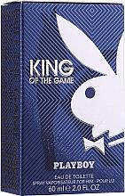Profumi e cosmetici Playboy King Of The Game - Eau de toilette