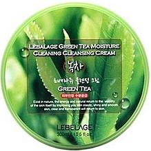 Profumi e cosmetici Crema viso detergente - Lebelage Green Tea Moisture Cleaning Cleansing Cream