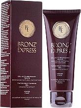 Profumi e cosmetici Gel viso abbronzante - Academie Bronz'Express Gel