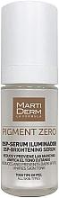 Profumi e cosmetici Siero viso depigmentante - MartiDerm Pigment Zero DSP-Serum Iluminador