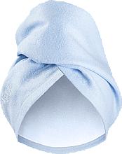 Profumi e cosmetici Asciugamano per capelli, blu - Glov Hair Wrap