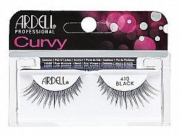 Profumi e cosmetici Ciglia finte - Ardell Curvy Black 410