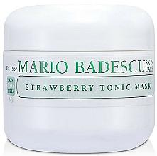 "Profumi e cosmetici Maschera viso ""Fragola"" - Mario Badescu Strawberry Tonic Mask"