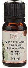 Profumi e cosmetici Olio essenziale ''albero del tè'' - Nature Queen Tee Tree Essential Oil