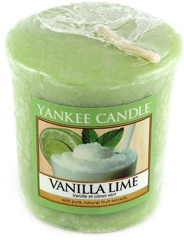 Candela profumata - Yankee Candle Vanilla Lime