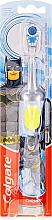 Profumi e cosmetici Spazzolino elettrico per bambini, grigio - Colgate Electric Motion Batman Grey