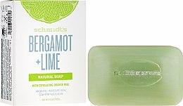 Profumi e cosmetici Sapone - Schmidt's Naturals Bar Soap Bergamot Lime