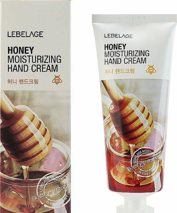 Crema mani al miele - Lebelage Honey Moisturizing Hand Cream