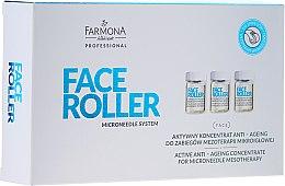 Profumi e cosmetici Concentrato anti-età - Farmona Professional Face Roller Active Anti-Ageing Concentrate