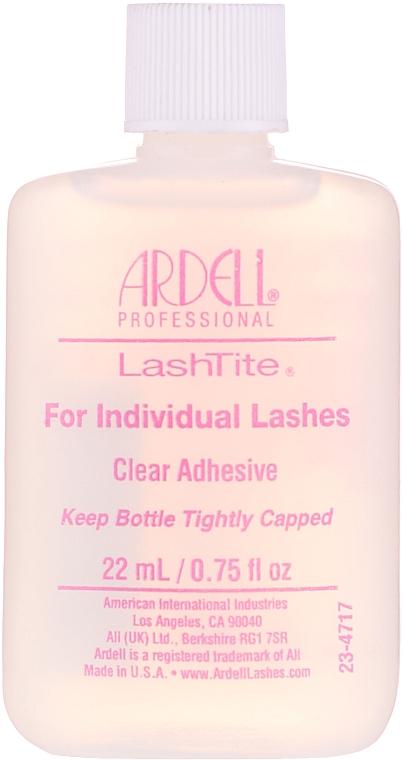 Colla trasparente per ciglia finte - Ardell LashTite Adhesive Clear