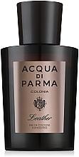 Profumi e cosmetici Acqua di Parma Colonia Leather Eau de Cologne Concentrée - Colonia