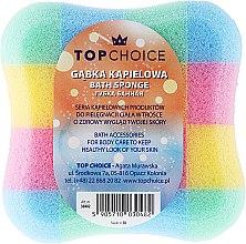 Profumi e cosmetici Spugna da bagno, 30482, multicolore - Top Choice