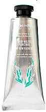 Profumi e cosmetici Scrub mani con estratto di aloe vera e semi di fragola - Uoga Uoga My New Feather Hand Scrub