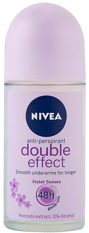 "Deodorante roll on antitraspirante ""Effetto doppio"" - Nivea Double Effect Deodorant Roll-On"