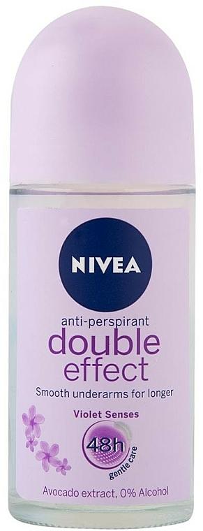 """Deodorante roll on antitraspirante """"Effetto doppio"""" - Nivea Double Effect Deodorant Roll-On"""