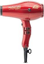 Profumi e cosmetici Asciugacapelli - Parlux Dryer Power Light 385 Red