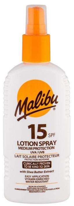 Lozione corpo - Malibu Lotion Spray SPF15 — foto N2